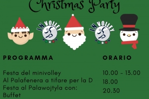 22-12-2018 - Natale In Volley